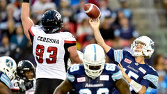 CFL Wired: Week 5 - Ray's aerial assault helps carry Argos to first in the East