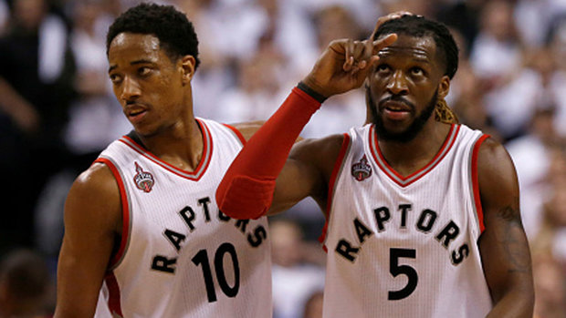 DeRozan responds to Carroll's 'lack of trust' comment