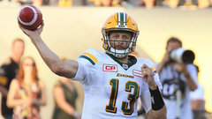 CFL Wired: Week 5 - Reilly shines late as Esks rally to stay unbeaten