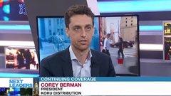 Canada's Next Leaders: Koru Distribution's Corey Berman