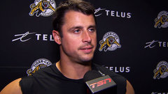 Collaros: 'Probably toughest stretch of my life in any sport'