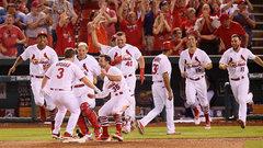 MLB: Rockies 2, Cardinals 3