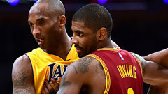 Gilbert compares Kyrie's request to Kobe's