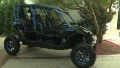 Must See: Panthers LB has a new ride