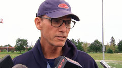 Argos not worried about offensive balance