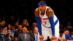 Melo doesn't get enough credit for being unselfish