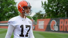 Osweiler on the chopping block in Cleveland?
