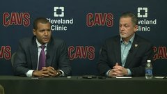 Cavs GM: LeBron remains deeply committed to team