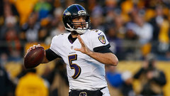 Ravens not overly concerned with Flacco's injury