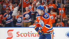 Button: McDavid in a league of his own