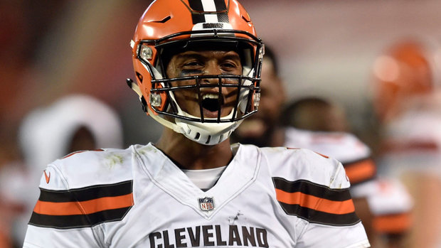 NFL: Saints 14, Browns 20