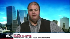 First on BNN: AGT Food & Ingredients CEO expects stronger plant protein crop down the road