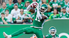 Gainey's historic game sets tone for Riders