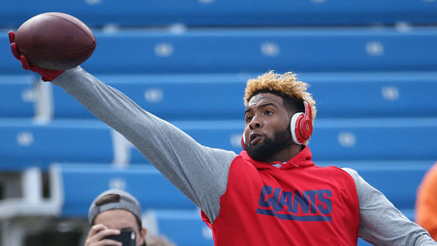 SC Express: OBJ's one-handed grabs