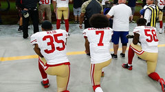Marvez: Kaepernick is paying the price for freedom of speech