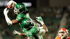 CFL Wired: Week 8 - Gainey's four interceptions lift Roughriders over Lions