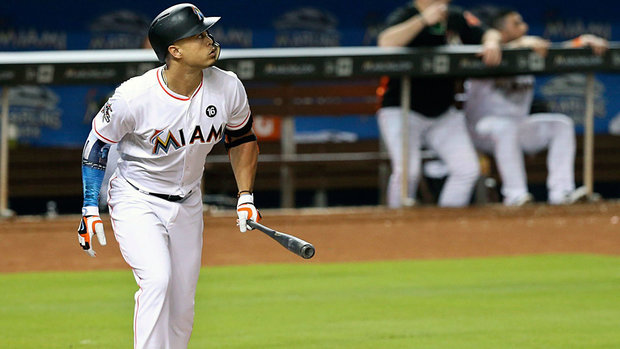 MLB: Giants 9, Marlins 4