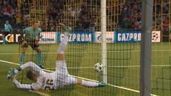 Must See: Nuhu's own goal costs CSKA Moscow