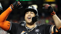 Can Stanton reach 62 home runs this season?