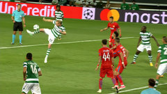 Champions League: Sporting CP 0, FCSB 0