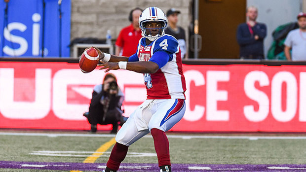 CFL Wires: Week 8 - Alouettes spoil Trestman's return to Montreal