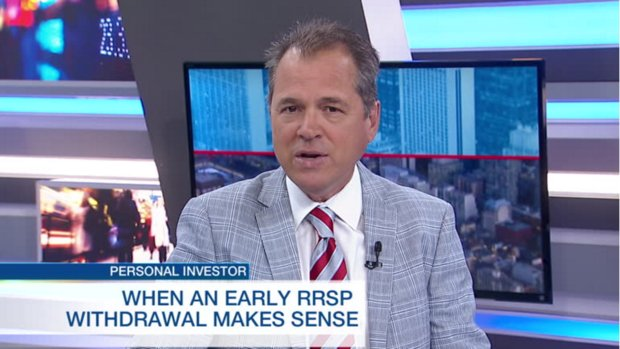 Personal Investor: When is it smart to dip into your RRSP early?