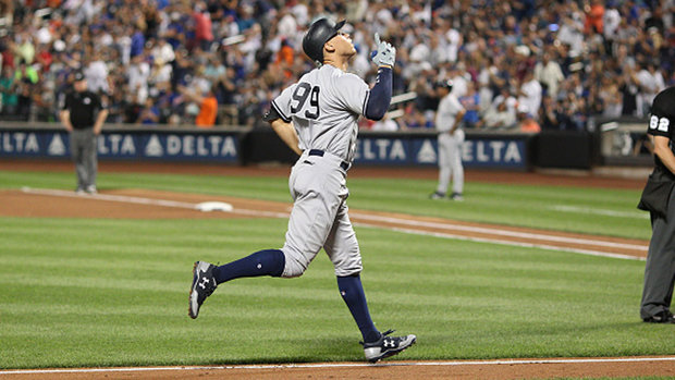 MLB: Yankees 5, Mets 3