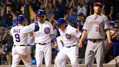 MLB: Reds 6, Cubs 7