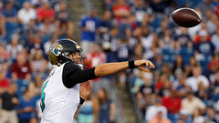 Jags can't win with Bortles throwing interceptions