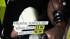 Sport Science: MMA gloves vs. boxing gloves