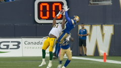 CFL Must See: Williams comes down with big gain in double coverage