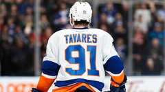 Button: Leafs should sign Tavares to a one-year deal