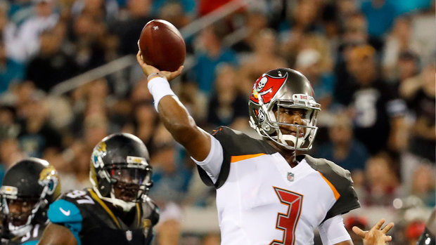 NFL: Buccaneers 12, Jaguars 8