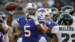 NFL: Bills 16, Eagles 20