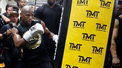Mayweather Jr: 'This will be my last fight'