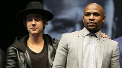 Floyd Sr. not happy with Justin Bieber's thoughts on fight