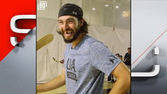 Drew Doughty dishes out massive hits in the fundies of 1-on-1s