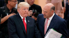 Eurasia Group: Losing chief economic advisor Gary Cohn would have significant impact on markets