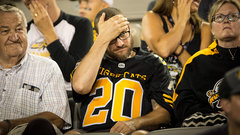 Misery continues for the Ticats