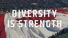'Diversity is Strength'