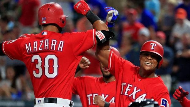 MLB: White Sox 8, Rangers 9
