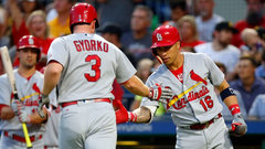 MLB: Cardinals 11, Pirates 7