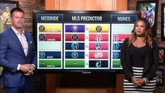 MLS Predictor: Week 24