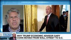 Uncertainty grows over Trump's agenda, as Gary Cohn faces moral dilemma