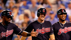 MLB: Indians 10, Royals 1