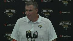 Marrone won't commit to starting QB
