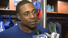Granderson ready to switch mindset after trade