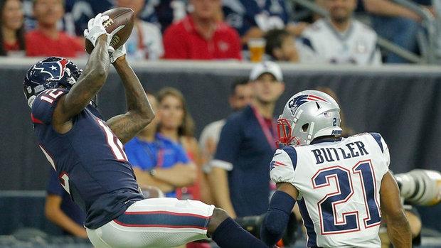 NFL: Patriots 23, Texans 27