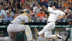 MLB: Athletics 0, Astros 3