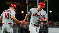 MLB: Angels 5, Orioles 1